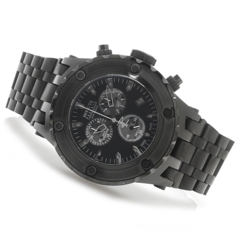 622-362 - Invicta Reserve 52mm Specialty Subaqua Swiss Made Chronograph Bracelet Watch
