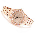 622-621 - Invicta Women's Angel Blush Diamond Pave & Morganite Bracelet Watch