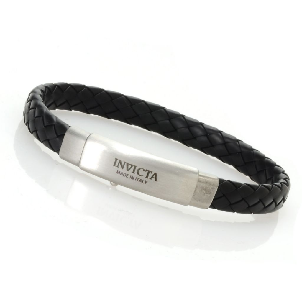 "622-758 - Invicta Men's Skipper Element 7.5"" Rubber Bracelet"