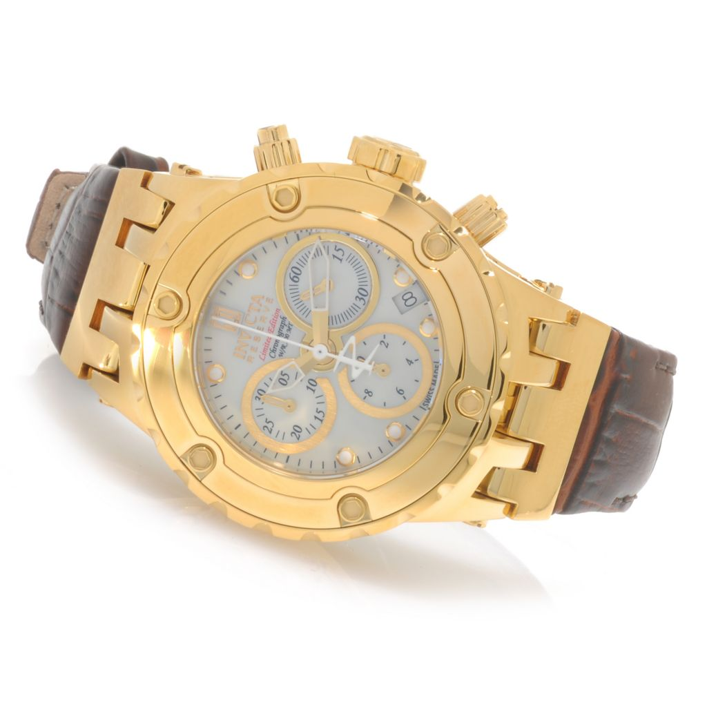 622-798 - Invicta Reserve Women's Jason Taylor Specialty Subaqua Swiss Made Strap Watch