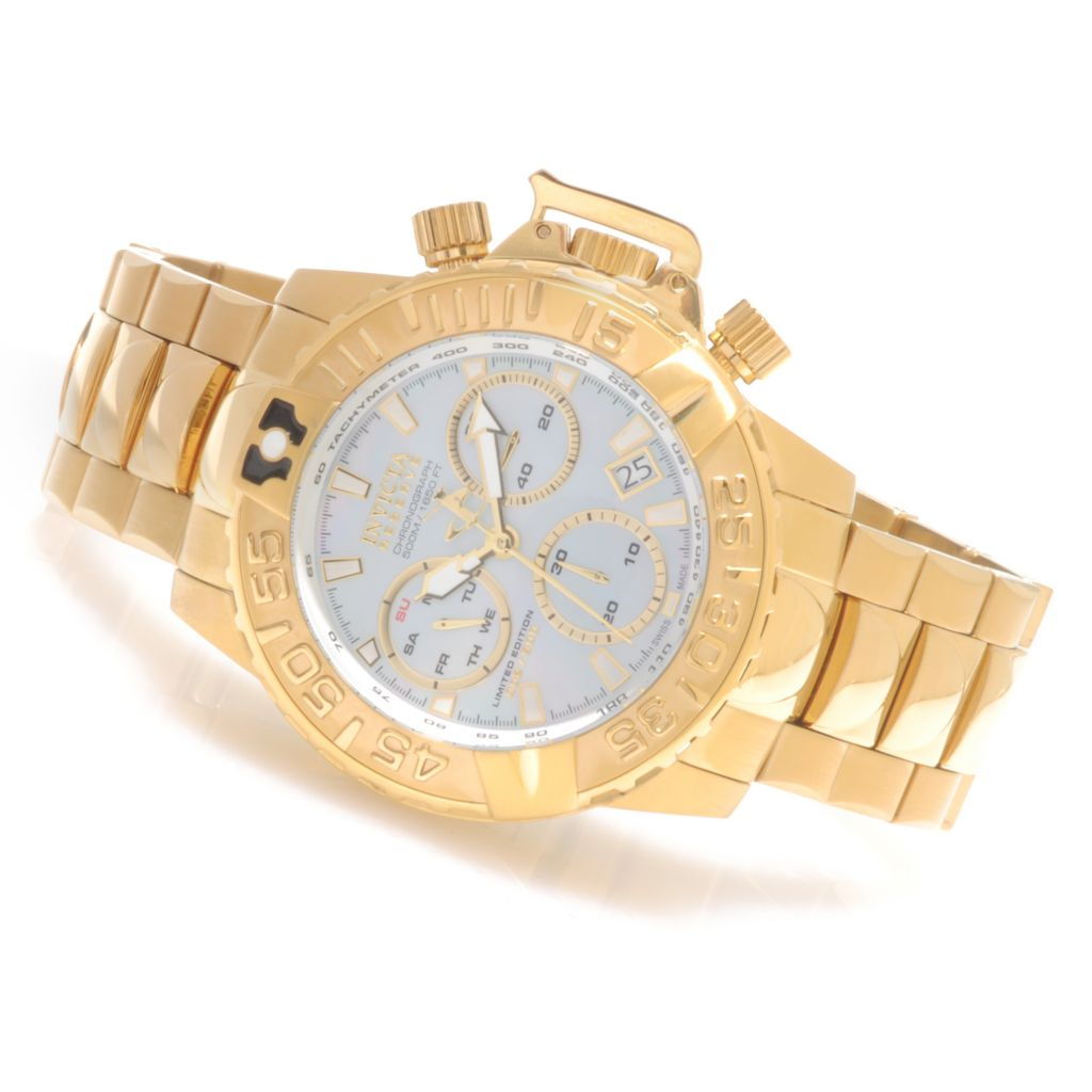 622-816 - Invicta Reserve Men's Subaqua Noma II Limited Edition Swiss Chronograph Bracelet Watch