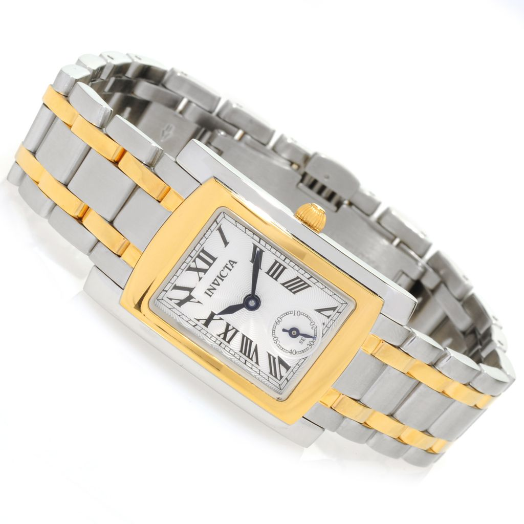 622-866 - Invicta Women's Angel Quartz Stainless Steel Bracelet Watch