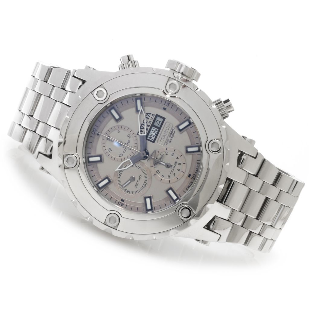 623-402 - Invicta Reserve 52mm Specialty Subaqua Swiss Made Automatic Bracelet Watch