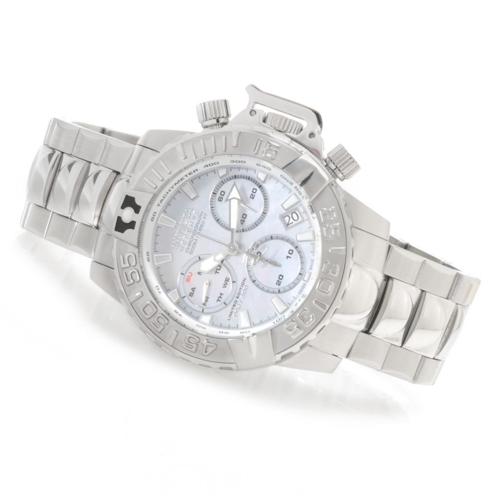 623-404 - Invicta Reserve Men's Subaqua Noma II Limited Edition Swiss Chronograph Bracelet Watch