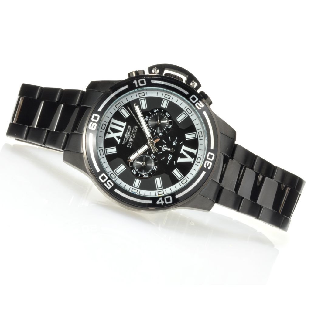 623-487 - Invicta Men's Specialty Quartz Stainless Steel Bracelet Watch