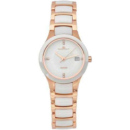 623-501 - Oceanaut Women's Ceramic Bracelet Watch
