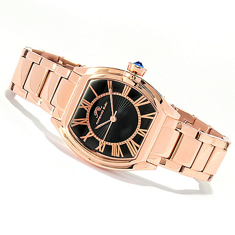 623-612 - Porsamo Bleu Women's ''The Isabel'' Watch Made w/ Swarovski® Elements