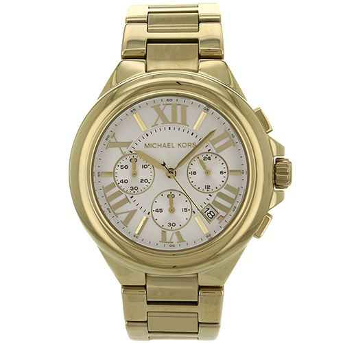 623-773 - Michael Kors Women's Camille Chronograph Bracelet Watch