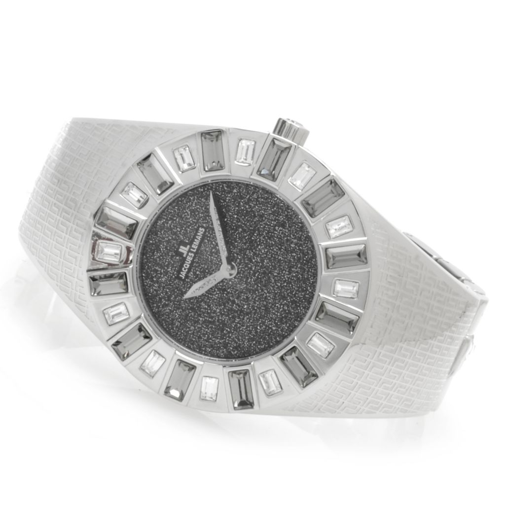 623-817 - Jacques Lemans Women's La Passion Bracelet Watch Made w/ Swarovski® Elements