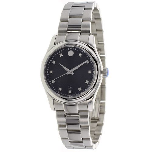 623-965 - Movado Women's Classic Quartz Stainless Steel Bracelet Watch