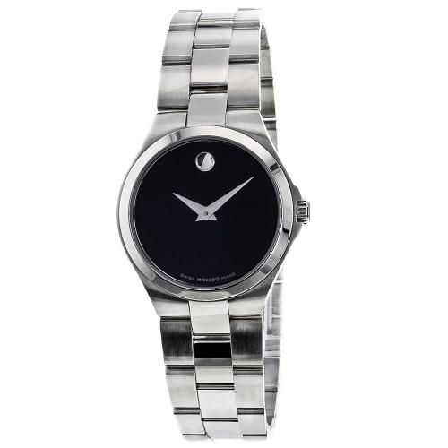 623-968 - Movado Women's Classic Quartz Stainless Steel Bracelet Watch