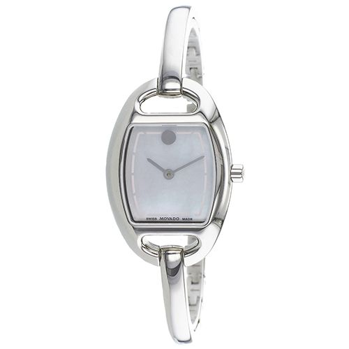 623-970 - Movado Women's Museum Stainless Steel Bracelet Watch