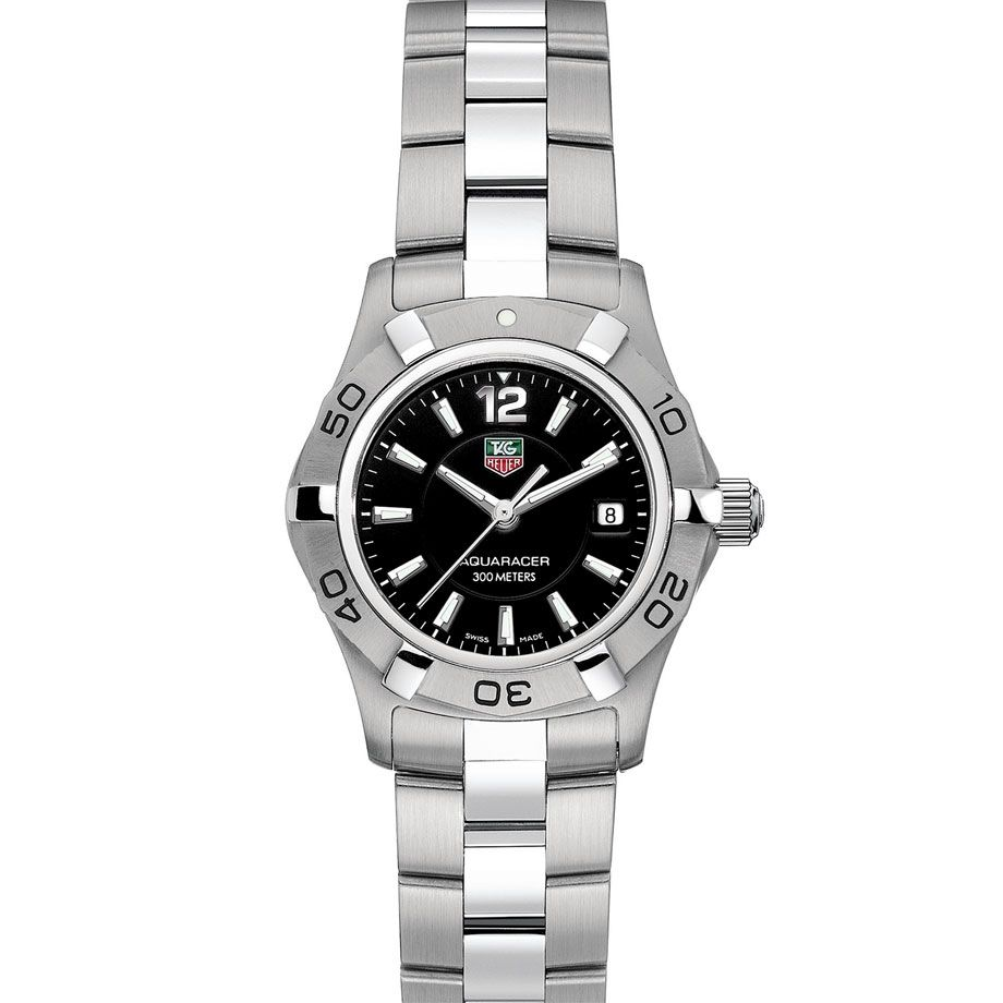624-180 - Tag Heuer Men's Aquaracer Swiss Made Quartz Stainless Steel Bracelet Watch