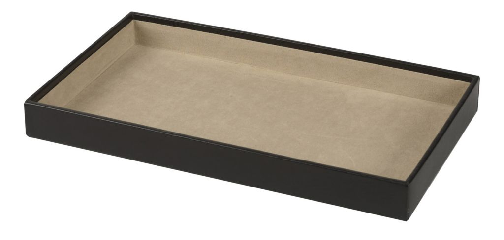 "624-484 - WOLF Vault 8.5"" x 1.5"" Organizer Tray"