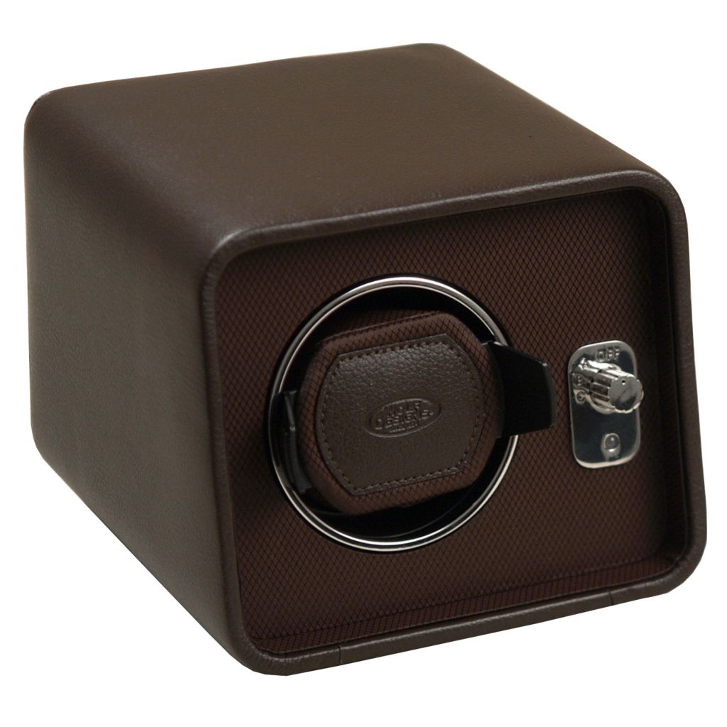 624-491 - WOLF Windsor Module 2.5 Single Slot Travel Watch Winder