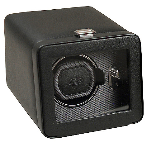 624-492 - WOLF Windsor Module 2.5 Covered Single Slot Watch Winder