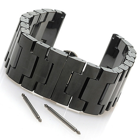 624-906 - Android Ceramic Brushed Finish Interchangeable Watch Bracelet
