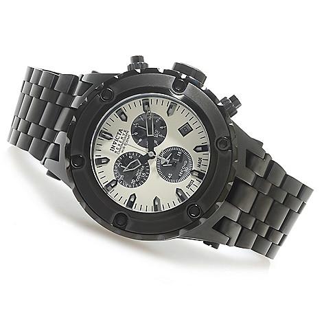 625-642 - Invicta Reserve 52mm Specialty Subaqua Swiss Made Quartz Chronograph Bracelet Watch