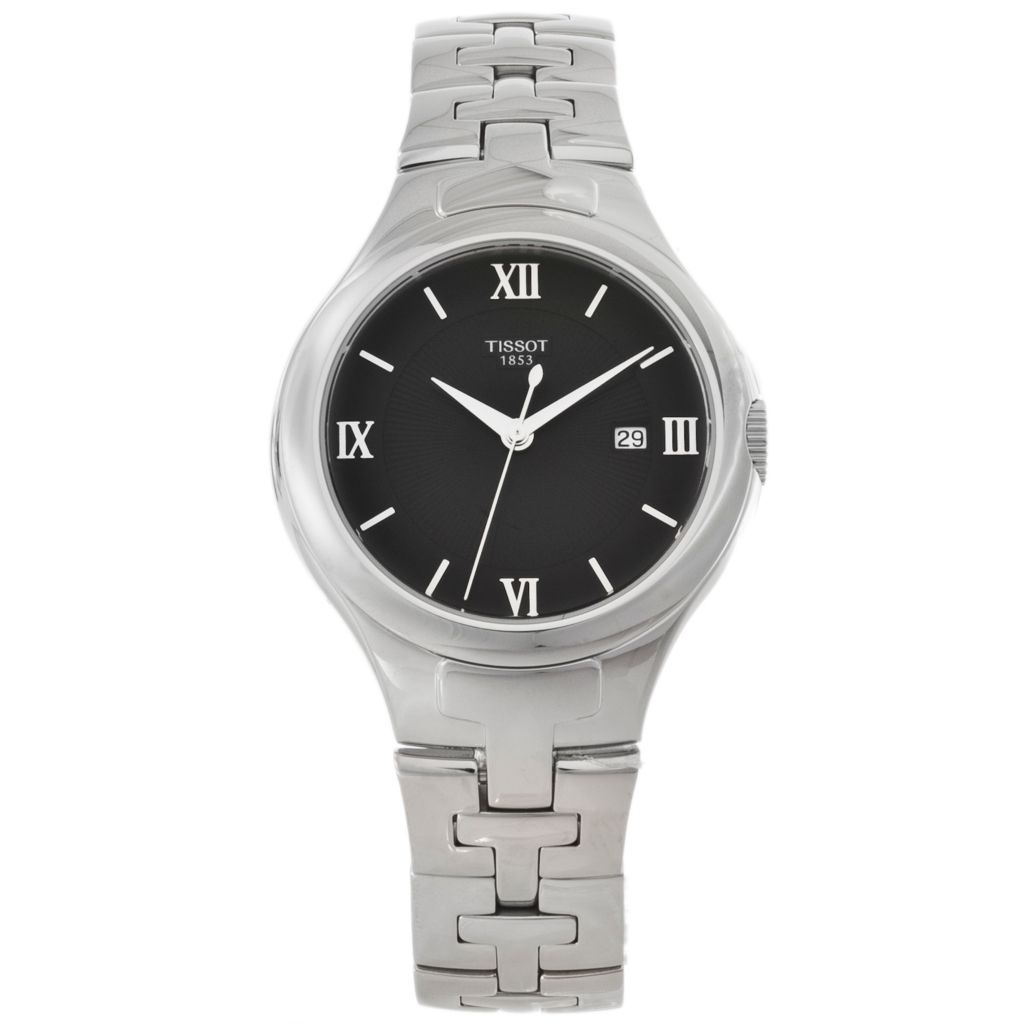 625-675 - Tissot Women's T-12 Swiss Made Quartz Stainless Steel Bracelet Watch