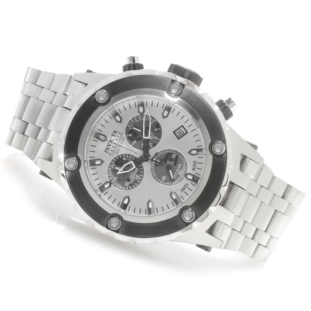 625-746 - Invicta Reserve 52mm Specialty Subaqua Swiss Chronograph Bracelet Watch