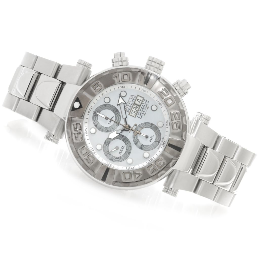 625-896 - Invicta Reserve 47mm Subaqua Noma I Limited Edition Valjoux Bracelet Watch