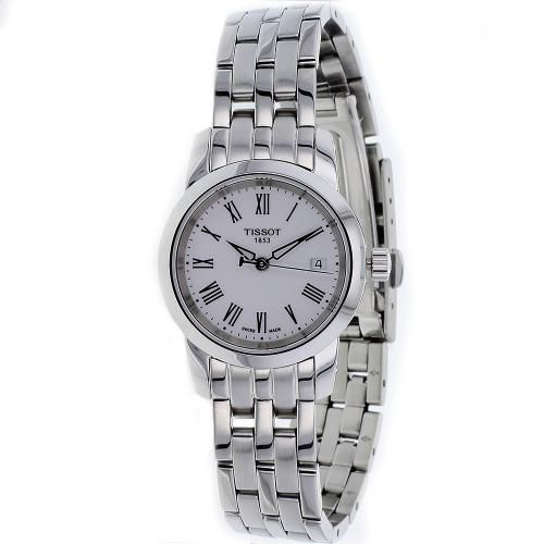 625-953 - Tissot Women's Classic Dream Swiss Quartz Stainless Steel Bracelet Watch