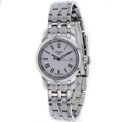 625-953 - Tissot Women's Classic Dream Swiss Quartz Stainless Steel Bracelet Watch