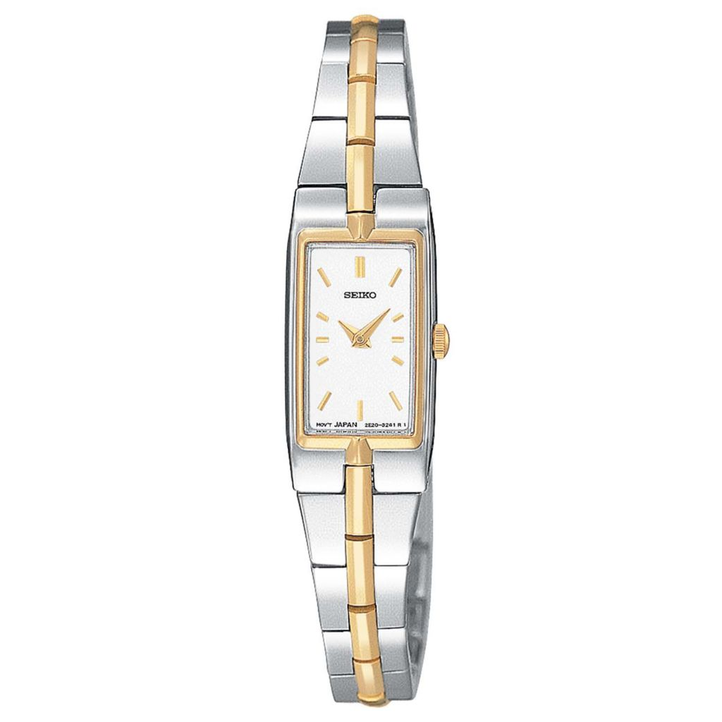 626-046 - Seiko Women's Core Quartz Stainless Steel Bracelet Watch