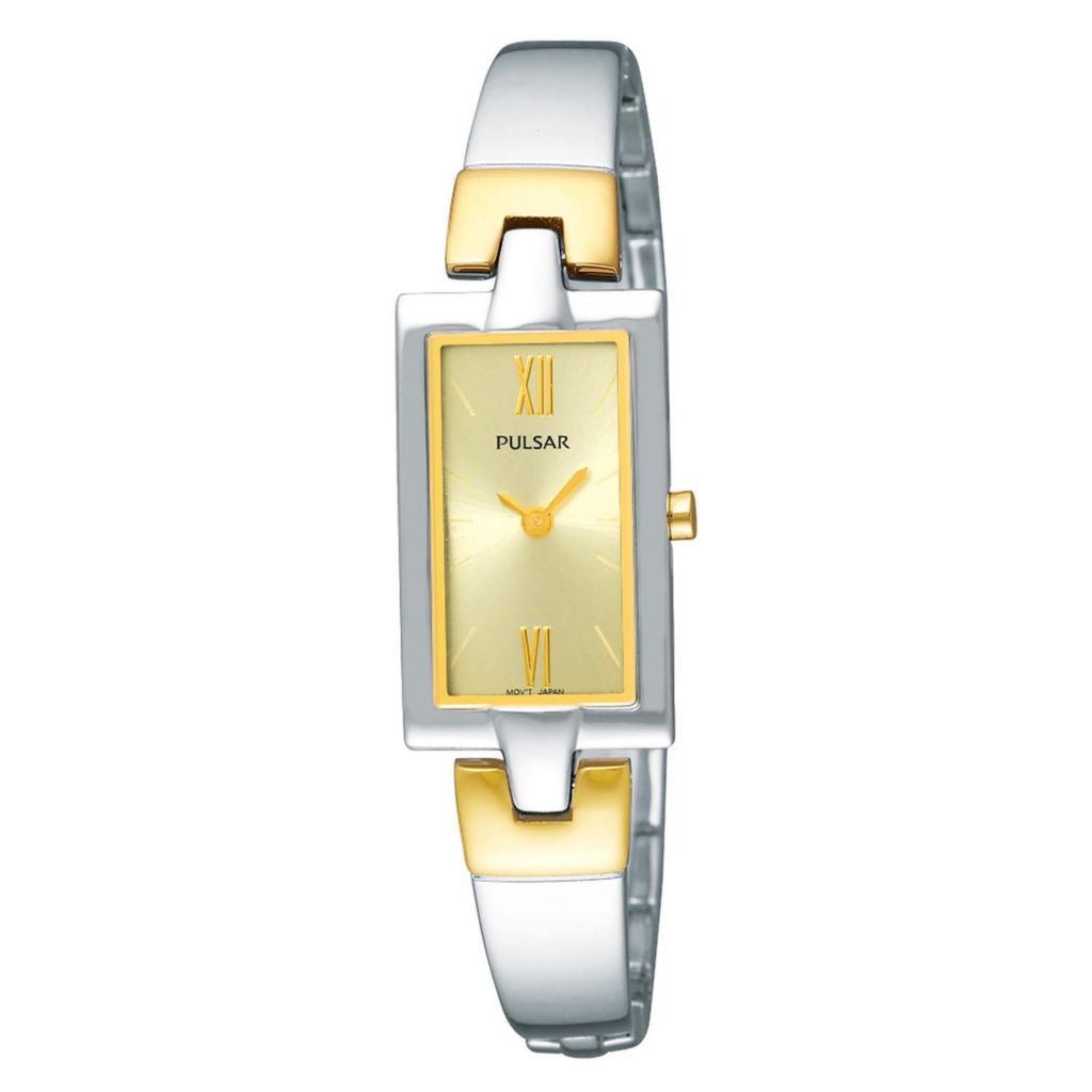 626-096 - Pulsar Women's Easy Style Quartz Bracelet Watch