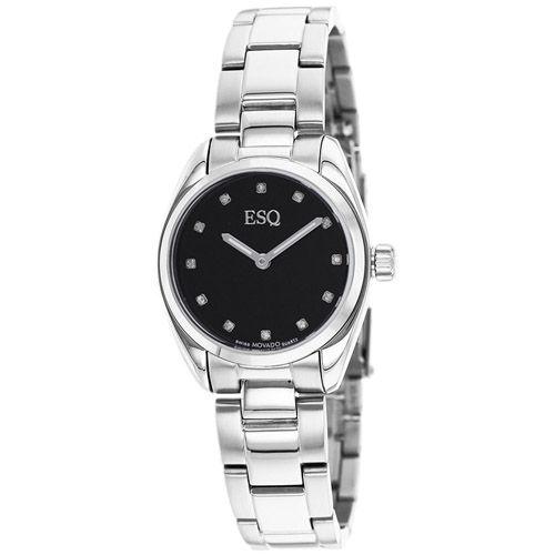 626-221 - ESQ Movado Women's Sport Classic Swiss Quartz Stainless Steel Bracelet Watch