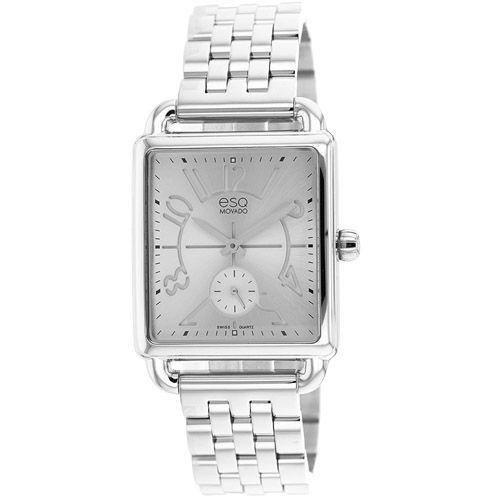 626-226 - ESQ Movado Women's Origin Swiss Quartz Stainless Steel Bracelet Watch