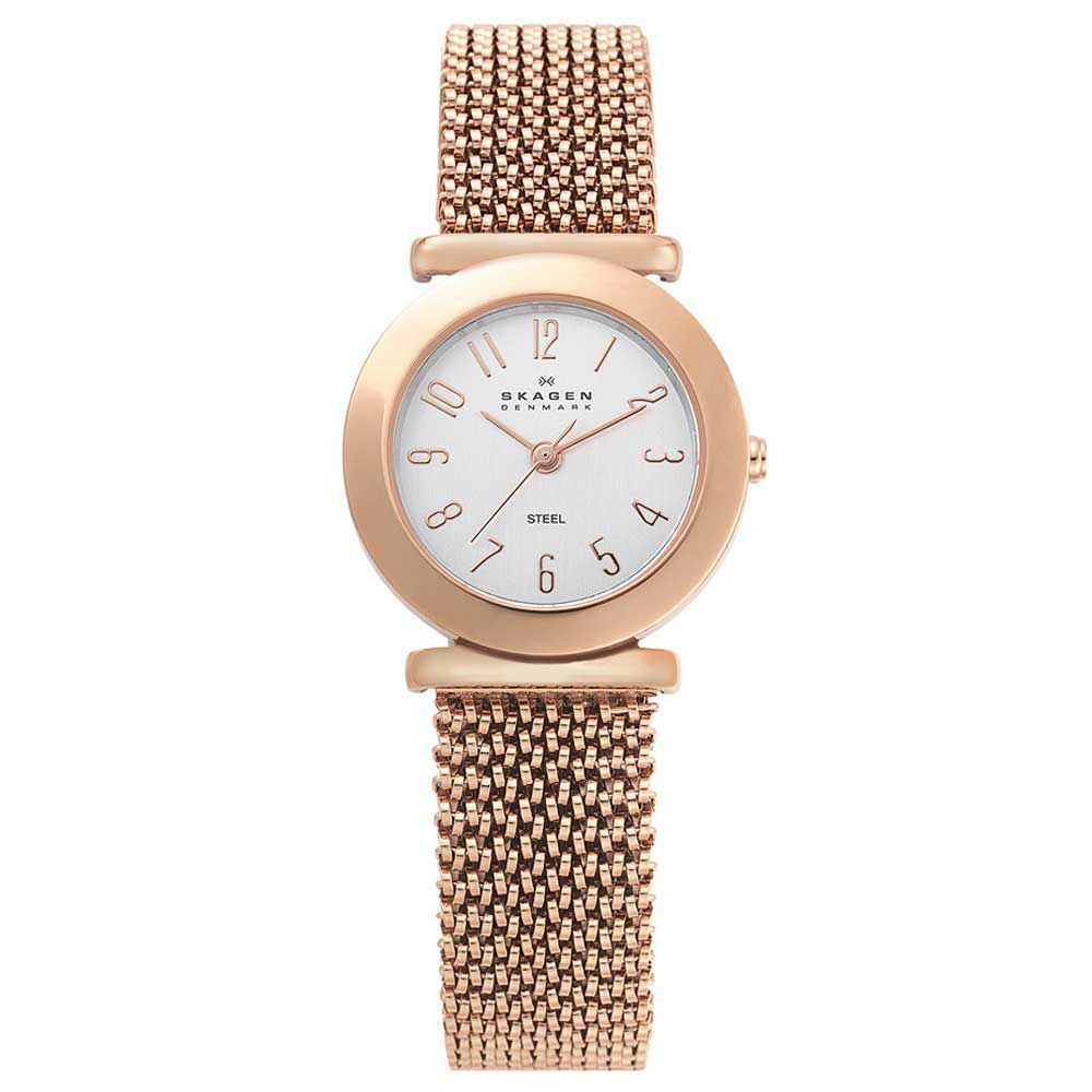 626-419 - Skagen Women's Quartz Stainless Steel Mesh Stretch Bracelet Watch