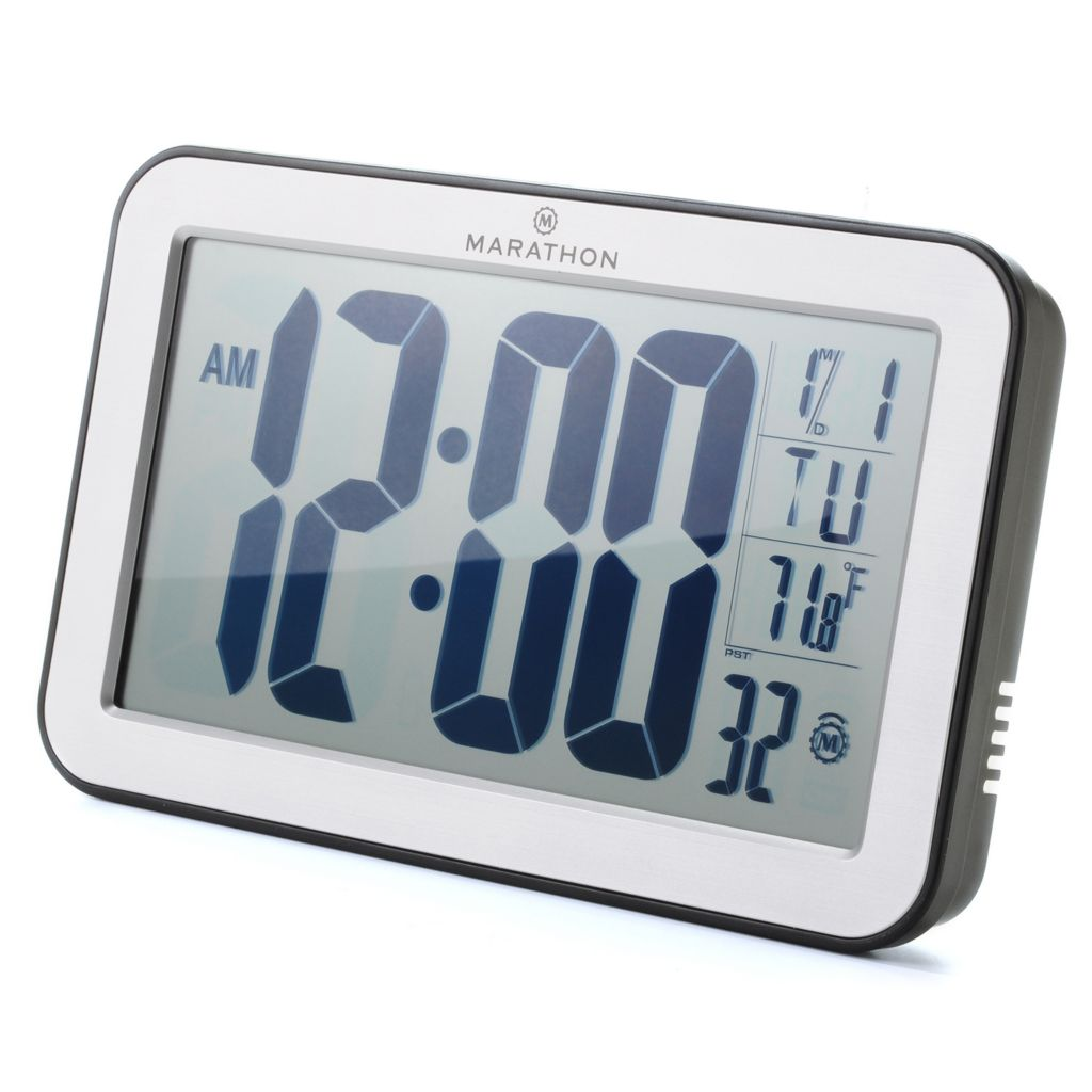 626-443 - Marathon Atomic Panoramic Clock