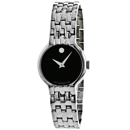626-769 - Movado Women's Classic Swiss Quartz Stainless Steel Bracelet Watch