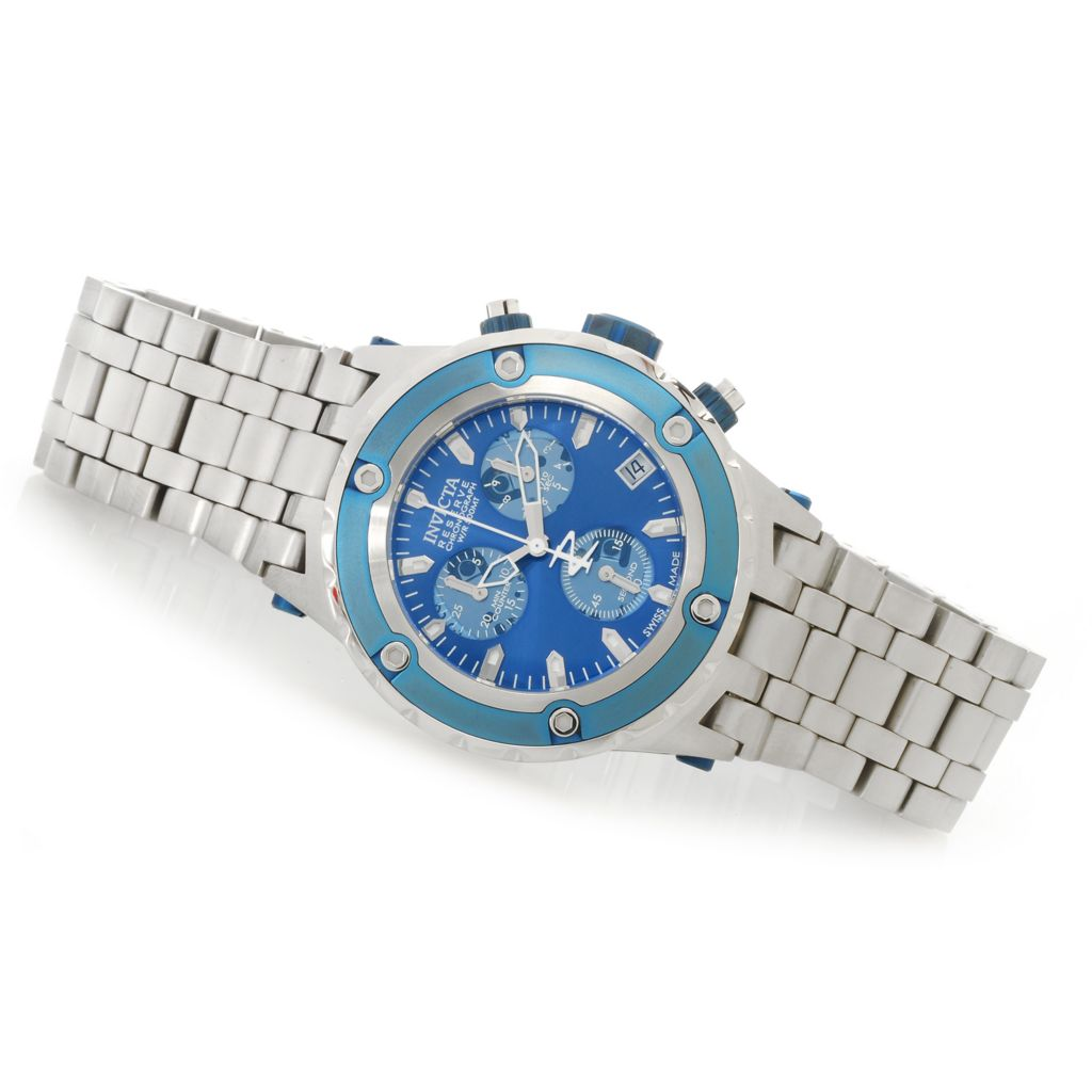 626-890 - Invicta Reserve 44mm Specialty Subaqua Swiss Made Quartz Chronograph Bracelet Watch