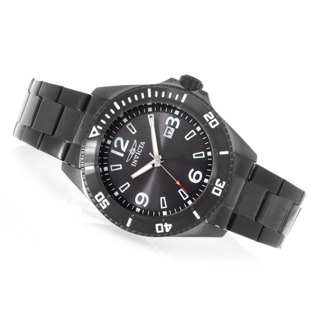 627-312 - Invicta 45mm Pro Diver Select Quartz Stainless Steel Bracelet Watch