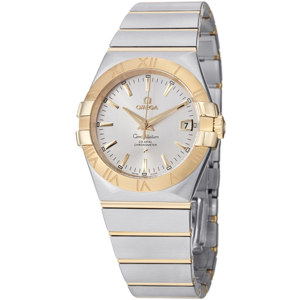 627-450 - Omega 35mm Constellation Swiss Made Automatic COSC Stainless Steel Bracelet Watch
