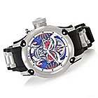 "627-495 - Invicta 41mm or 52mm Russian Diver ""Joy & Pride"" Limited Edition Strap Watch w/ Eight-Slot Dive Case"