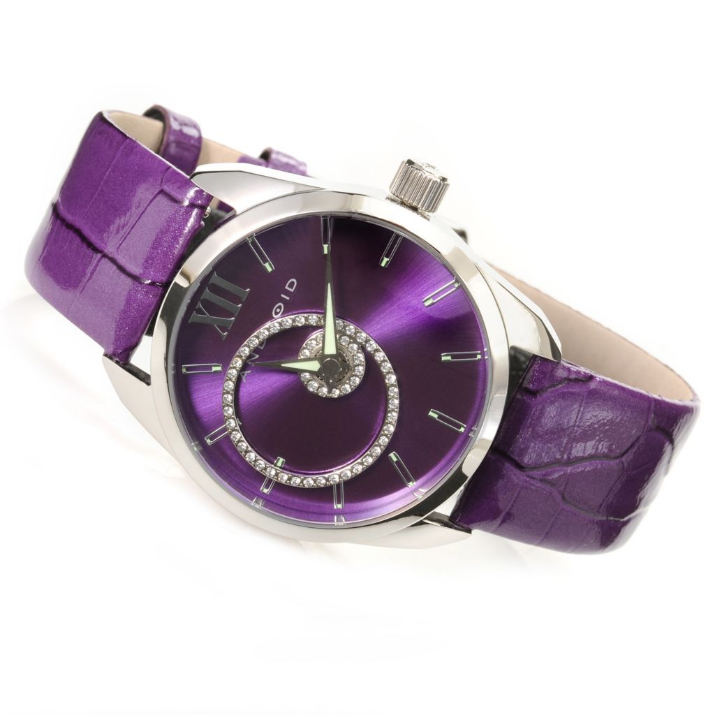 627-971 - Android 40mm Starhalo Quartz Strap Watch Made w/ Swarovski® Elements