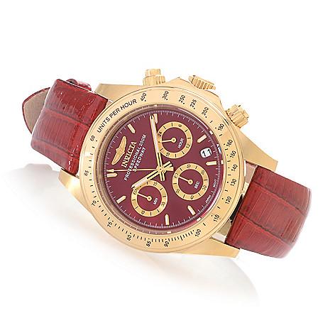 Invicta 40mm speedway quartz chronograph sunray dial - 40mm dive watch ...