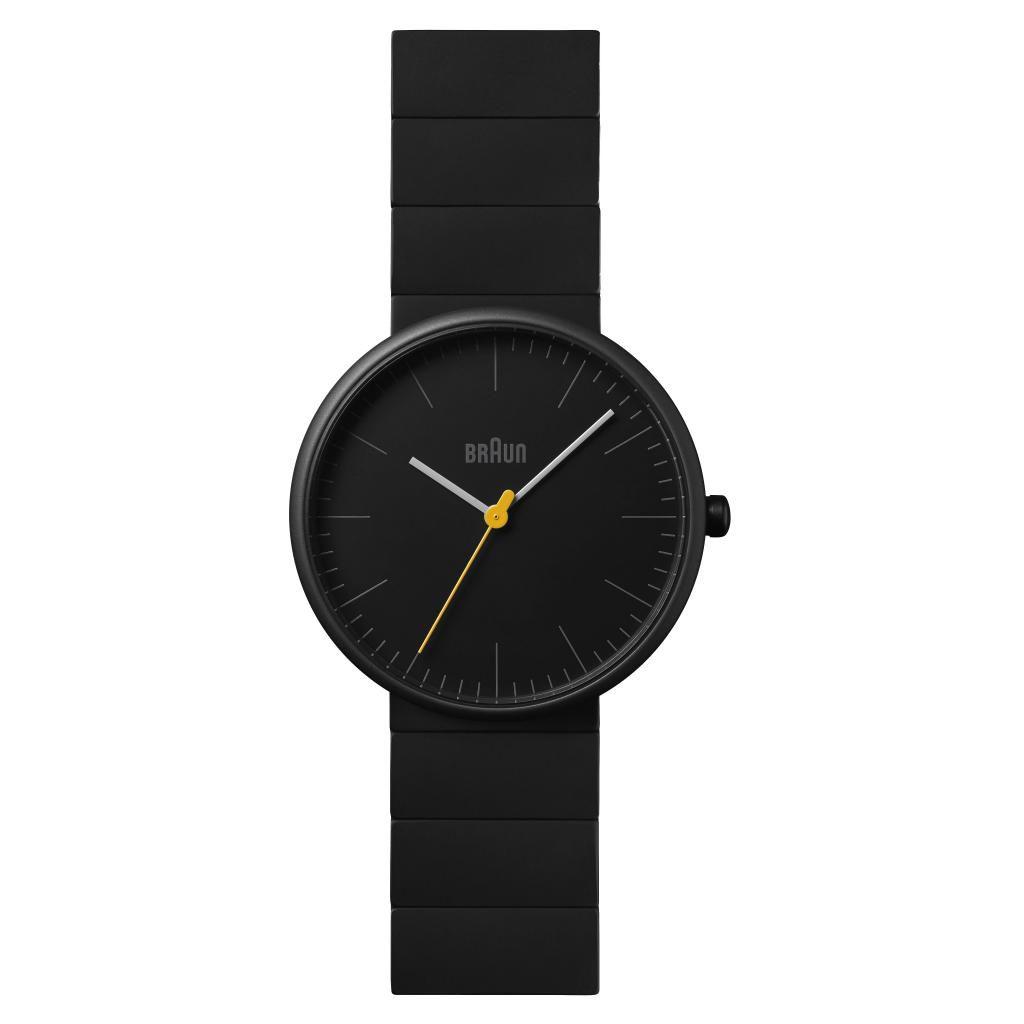 628-508 - Braun 39mm Classic Quartz Ceramic Bracelet Watch