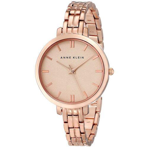 628-770 - Anne Klein Women's Classic Quartz Stainless Steel Bracelet Watch