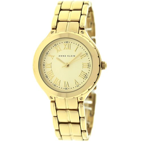 628-827 - Anne Klein Women's Classic Quartz Stainless Steel Bracelet Watch
