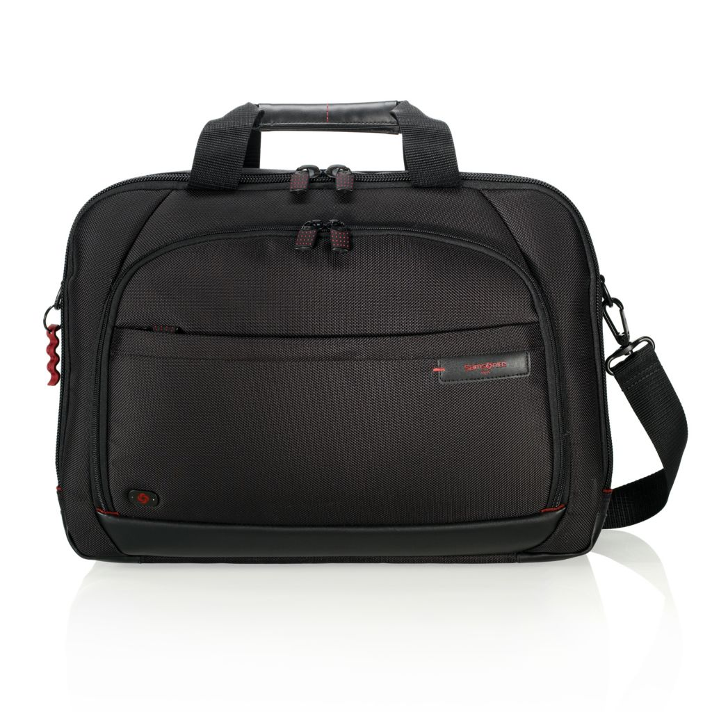"706-377 - Samsonite Xenon 17.5"" Top-Loading Briefcase"
