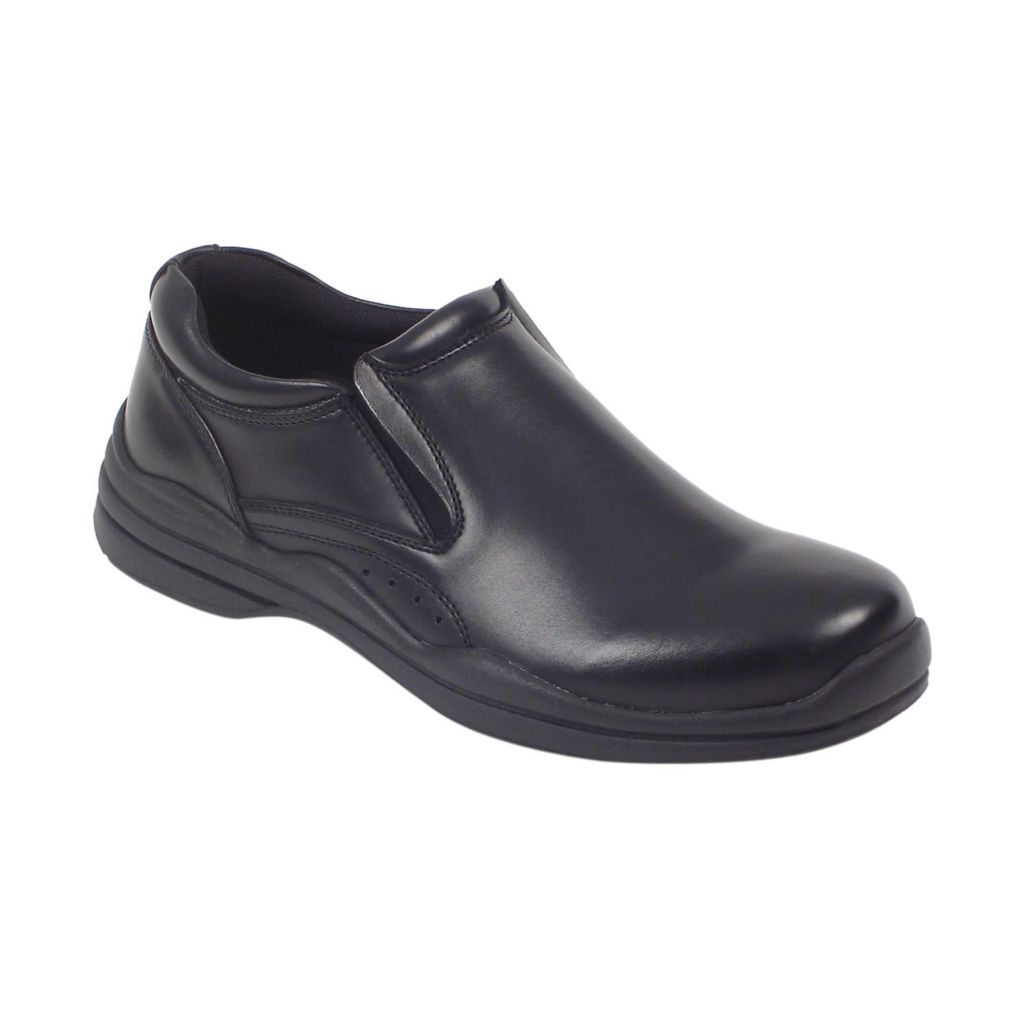 707-681 - Deer Stags Men's Leather Goal Shoes