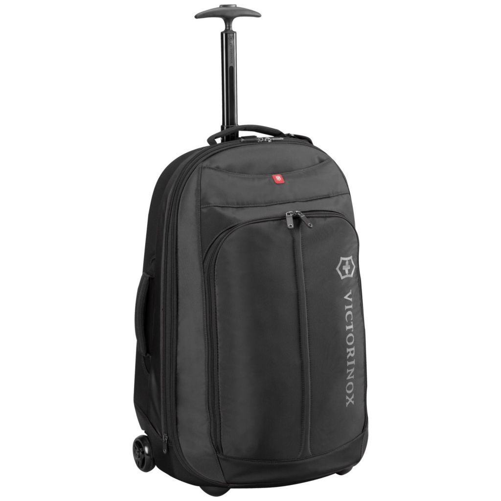 "708-878 - Victorinox Seefeld 25"" Expandable Suitcase"