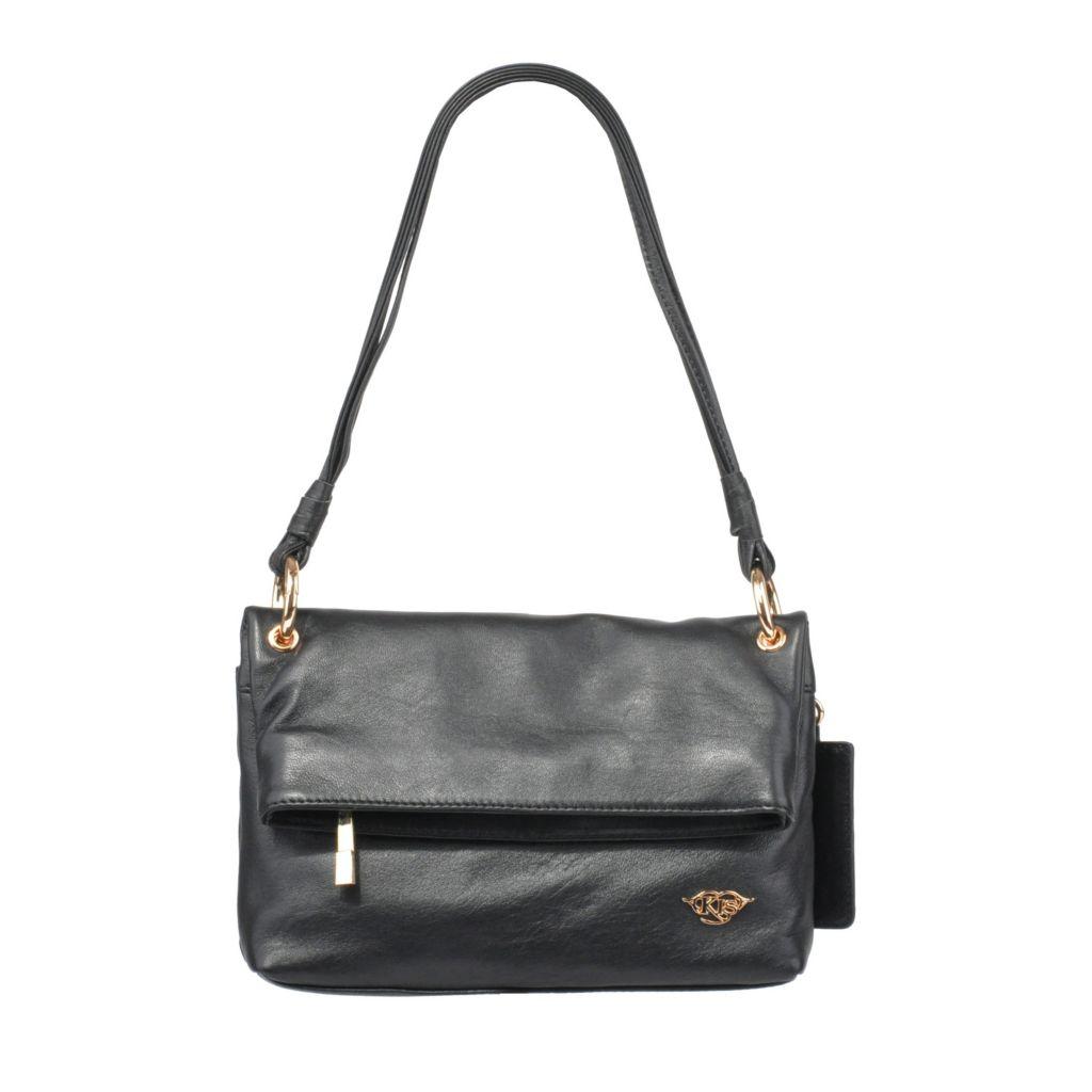 709-327 - KIS® Fashions Andrea Fold Over Handbag