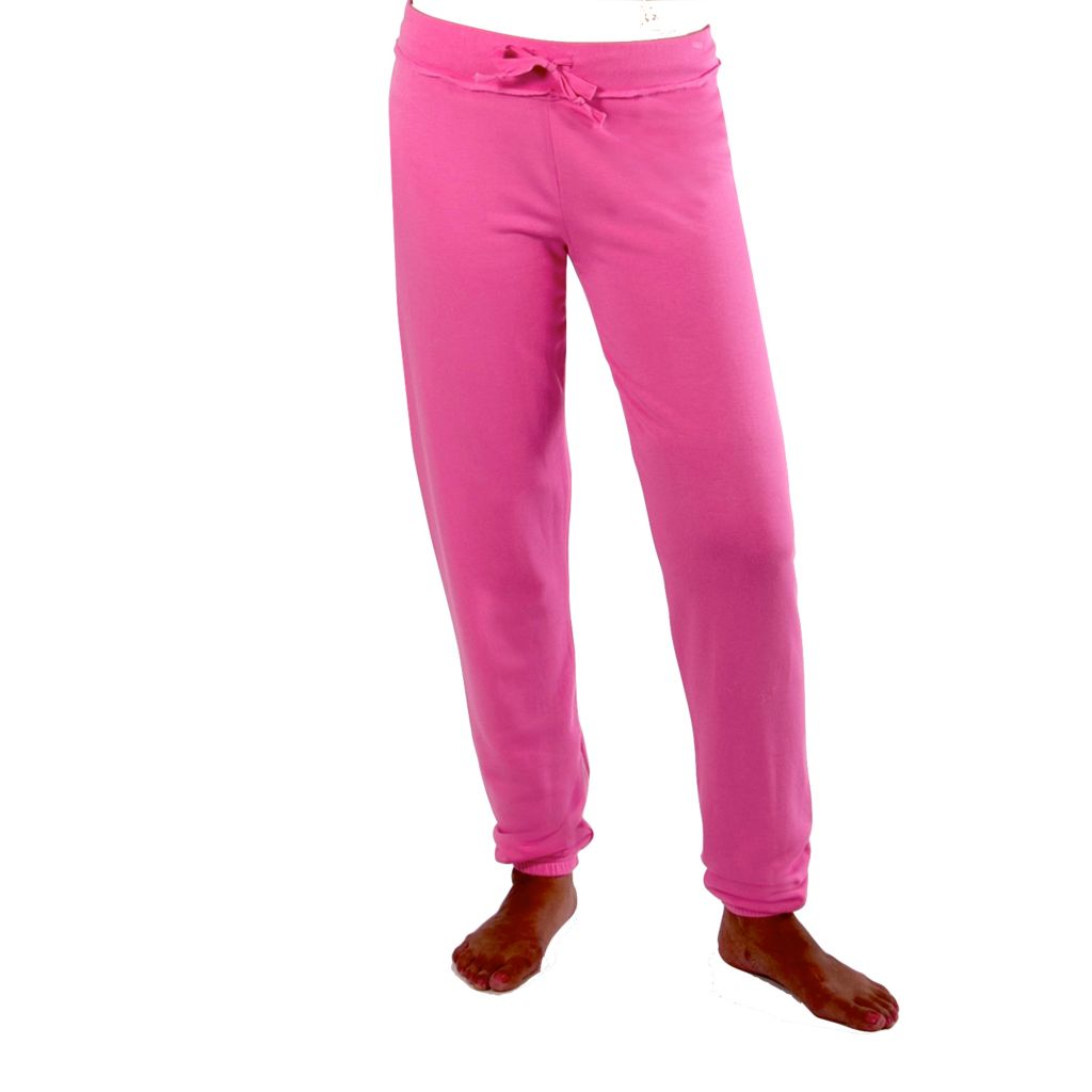 709-345 - KIS® Fashions Elastic Bottom Tie Waist Luxury Pajama Pants