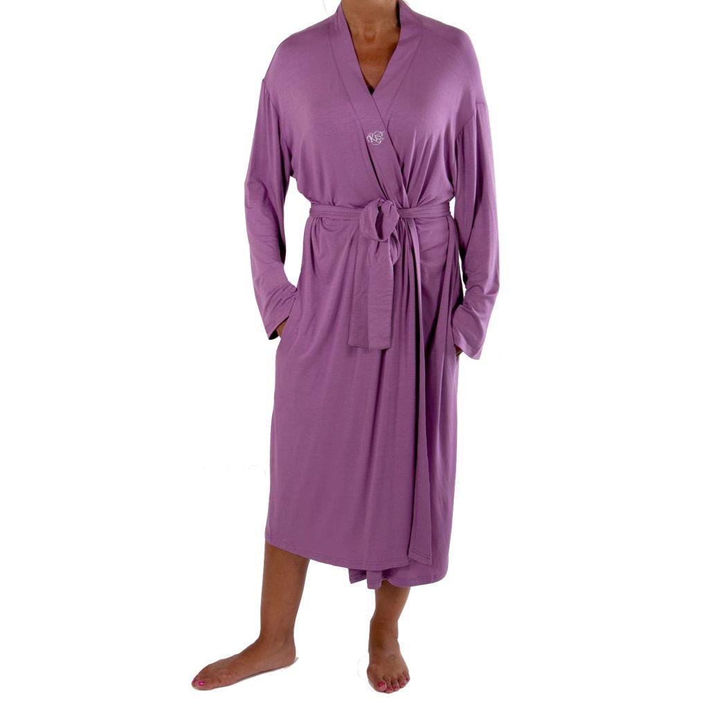 709-350 - KIS® Fashions Women's Luxury Robe