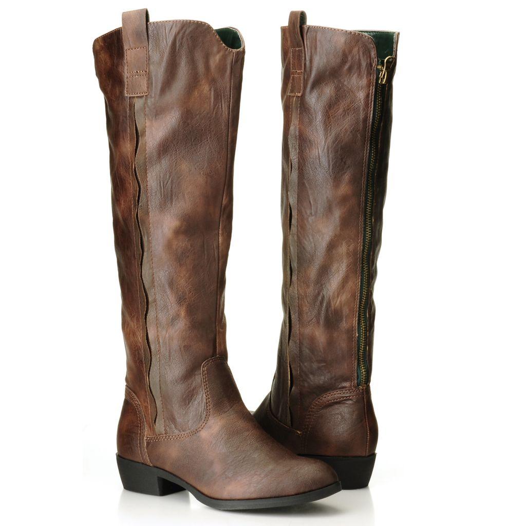 709-576 - MIA Back-Zip Tall Riding Boots